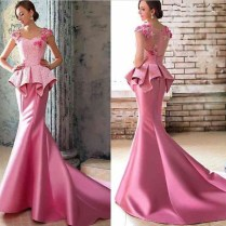 Popular Hot Pink Wedding Dresses