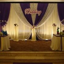 Popular Wedding Fabric Backdrop