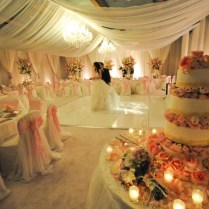 Pretty Covered Tent Wedding Reception Pictures, Photos, And Images