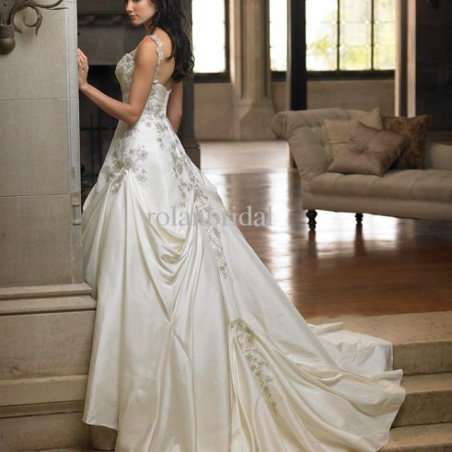 Purple Renaissance Wedding Gowns