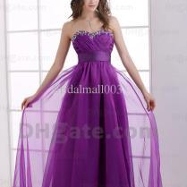 Purple Simple Bridesmaid Dresses Images