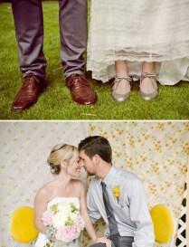 Real Wedding Rachel Brent's Outdoor Wedding