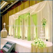 Rk Good Selling Wedding Stage Decoration,wedding Curtain, View