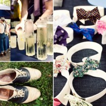 Roaring '20s Summer Wedding Ideas For An Outdoor New York Reception