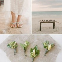 Rustic Beach Wedding Inspiration