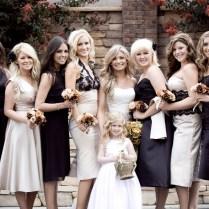 Rustic Glam Vineyard Wedding