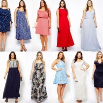 Spring Summer Plus Size Wedding Guest Dresses By Asos