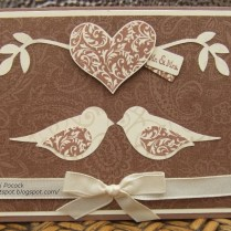 Stampin Up Cards With Birds