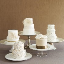 The Most Charming Mini Wedding Cakes Ever