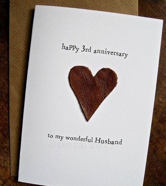 Third Wedding Anniversary Gift Gallery 17176