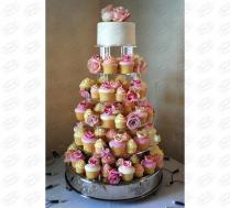 Tiered Cupcake Stand Wedding