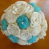 Tiffany Blue Wedding Flower Ideas