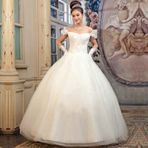 Wedding Dresses Ideas Strapless Tulle Ball Lace Princess Fantasy