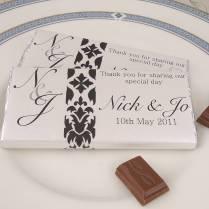 Wedding Favor Chocolates