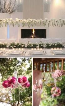 Wedding Trends} Hanging Wedding Decor