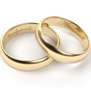 Words Of Love Ideas And Tips On Buying Engraved Wedding Bands