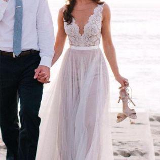 17 Best Ideas About Beach Wedding Dresses On Emasscraft Org