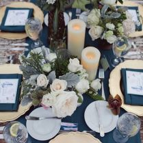 17 Best Ideas About Blue Gold Wedding On Emasscraft Org
