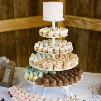 17 Best Ideas About Cupcake Wedding Cakes On Emasscraft Org