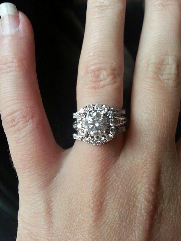 Double Band Wedding Rings