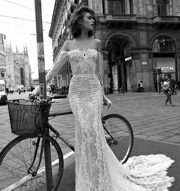 Edgy Wedding Dress