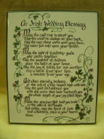 17 Best Ideas About Irish Wedding Blessing On Emasscraft Org