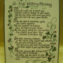 17 Best Ideas About Irish Wedding Blessing On Emasscraft Org