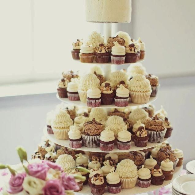17 Best Ideas About Mini Wedding Cupcakes On Emasscraft Org