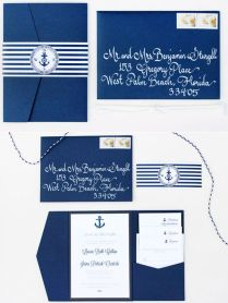 17 Best Ideas About Nautical Wedding Invitations On Emasscraft Org