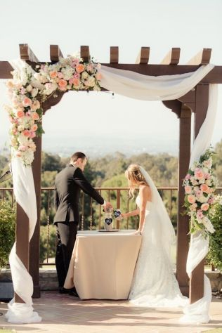 17 Best Ideas About Outdoor Wedding Arches On Emasscraft Org