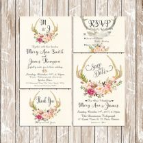 17 Best Ideas About Printable Wedding Invitations On Emasscraft Org