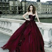 17 Best Ideas About Red Wedding Gowns On Emasscraft Org