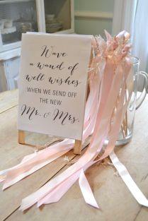 17 Best Ideas About Wedding Ribbon Wands On Emasscraft Org
