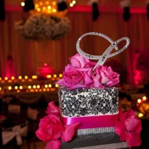 17 Best Images About A Wedding In Fuschia And Black On Emasscraft Org