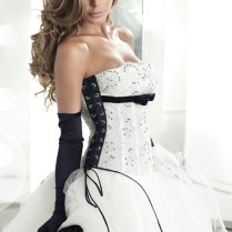 17 Best Images About Black And White Wedding Dresses On Emasscraft Org
