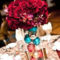 17 Best Images About Christmas Wedding Centerpieces On Emasscraft Org