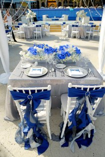 17 Best Images About Royal Blue And Silver Gray Wedding Ideas On
