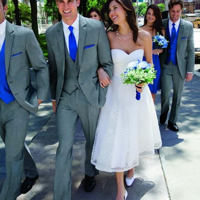 17 Best Images About Royal Blue Cobalt Blue & Gray Wedding Ideas