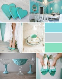 17 Best Images About Teal & Grey Wedding On Emasscraft Org