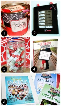 Creative Wedding Shower Gifts