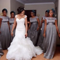 African Wedding Dress Styles