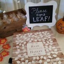Barnwood Vinwik Wedding Guest Book Alternative