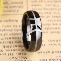 Basketball Wedding Ring Promotion