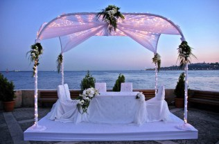 Beach Decorations For Wedding
