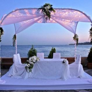 Beach Decorations For Wedding