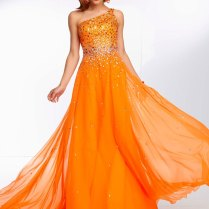 Burnt Orange Wedding Dresses Ocodea Wedding Dress With Orange