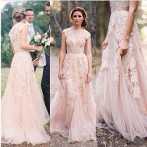 Choose Champagne Colored Dresses For Engagement Day — Wedding Ideas