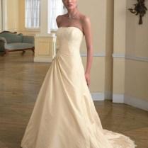 Color Wedding Dresses Pink Ivory Champagne Colored Wedding Dresses