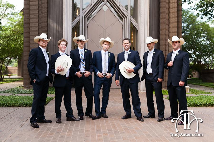 Cowboy Wedding Attire