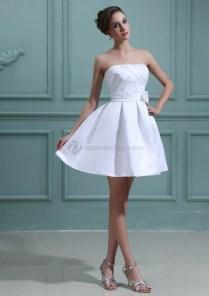 Custom Made Jewel Cap Sleeve Detachable Wedding Dresses Mini